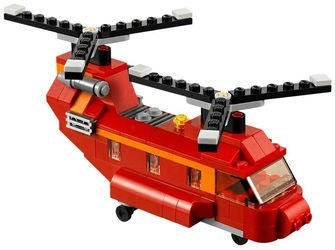 Фото 31003 Грузовой вертолет (конструктор Lego Creator)