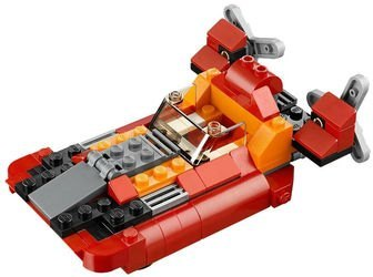 31003 Грузовой вертолет (конструктор Lego Creator) фотография 4