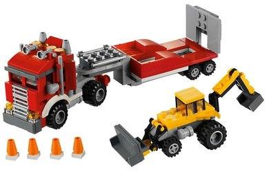 31005 Строительный тягач (конструктор Lego Creator) фотография 1