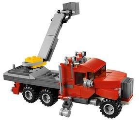 31005 Строительный тягач (конструктор Lego Creator) фотография 3