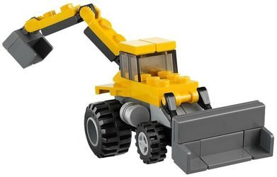 31005 Строительный тягач (конструктор Lego Creator) фотография 4