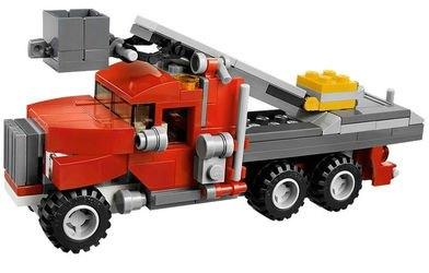 31005 Строительный тягач (конструктор Lego Creator) фотография 7