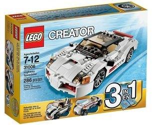 31006 Спидстеры (конструктор Lego Creator) фотография 2