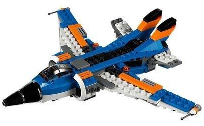 31008 Истребитель (конструктор Lego Creator) фотография 1