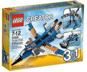 31008 Истребитель (конструктор Lego Creator) фотография 2