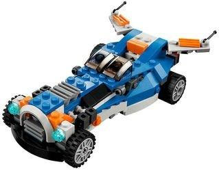 31008 Истребитель (конструктор Lego Creator) фотография 3