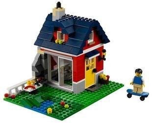 31009 Маленький коттедж (конструктор Lego Creator) фотография 1