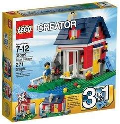31009 Маленький коттедж (конструктор Lego Creator) фотография 2