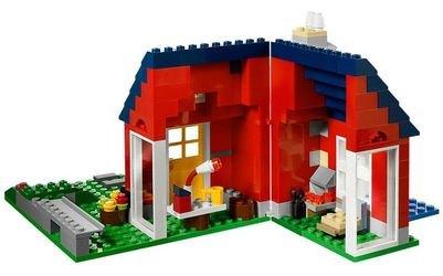 31009 Маленький коттедж (конструктор Lego Creator) фотография 3