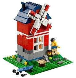 31009 Маленький коттедж (конструктор Lego Creator) фотография 5