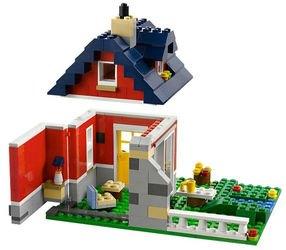 31009 Маленький коттедж (конструктор Lego Creator) фотография 6