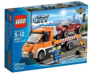 60017 Эвакуатор (конструктор Lego City) фотография 2