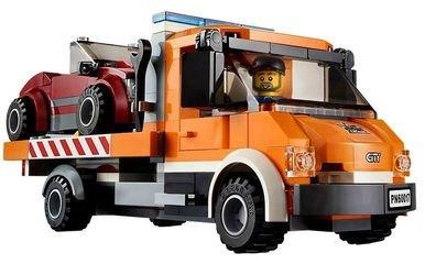 60017 Эвакуатор (конструктор Lego City) фотография 4