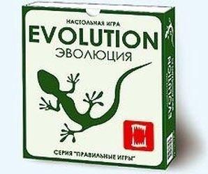 Фото Настольная игра Эволюция