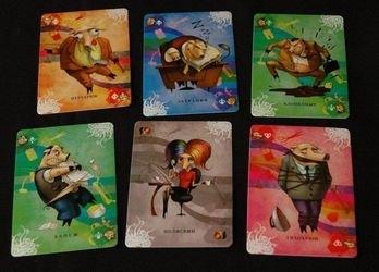 Карточная игра Свинтус фотография 3