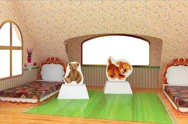 Сборная игрушка Кукольный домик фотография 3