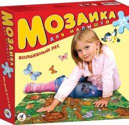 Фото Напольный пазл Волшебный лес (Мозаика для малышей)