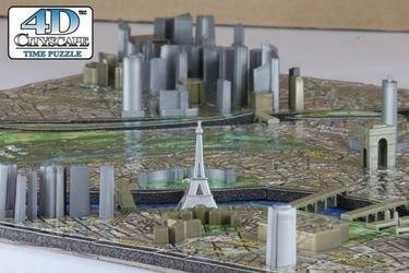 4D Пазл Париж (1100 дет.) фотография 3