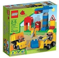 10518 Моя первая стройплощадка (конструктор Lego Duplo) фотография 2