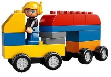 10518 Моя первая стройплощадка (конструктор Lego Duplo) фотография 4
