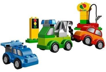 Фото 10552 Машинки-трансформеры (конструктор Lego Duplo)