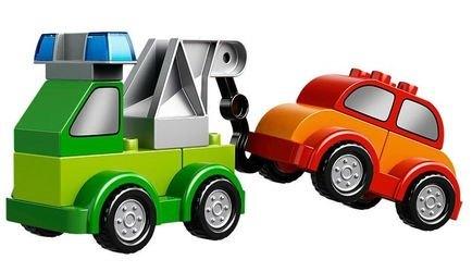 10552 Машинки-трансформеры (конструктор Lego Duplo) фотография 5