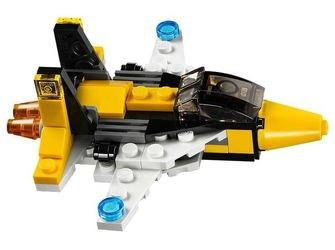 Фото 31001 Мини-самолёт (конструктор Lego Creator)
