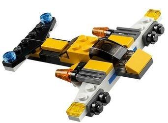 31001 Мини-самолёт (конструктор Lego Creator) фотография 4