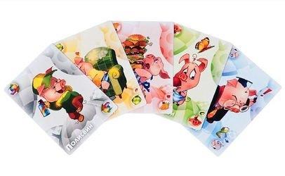 Карточная игра Юный Свинтус фотография 4