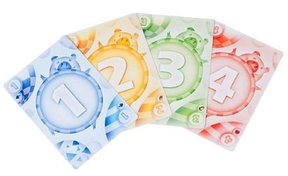 Карточная игра Юный Свинтус фотография 5