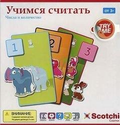 """Фото Настольная игра""""Учимся считать"""" (20019)"""
