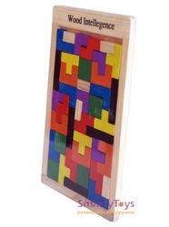 Мозаика-головоломка Тетрис (Б814) фотография 2