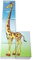 Кубики Логика-Зоопарк фотография 2
