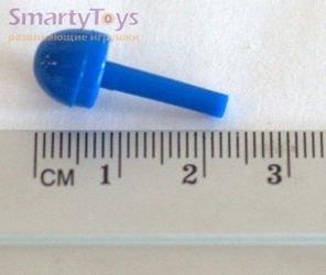 Мозаика для детей с аппликацией Паровозик 55 дет, 10 мм (00-012) фотография 5