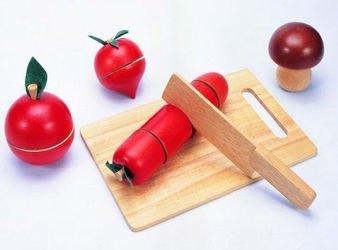 Фото Развивающая игрушкаГотовим овощи