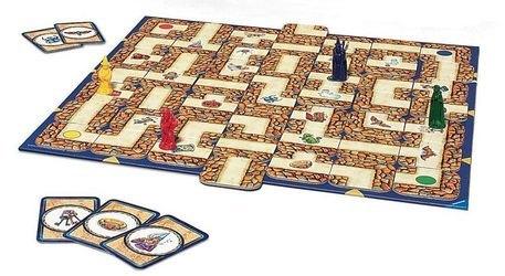 Настольная игра Сумасшедший Лабиринт фотография 2