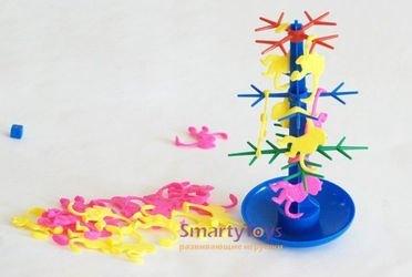 Настольная игра Вечеринка обезьянок фотография 2