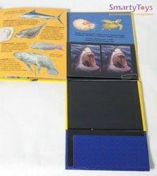 Детская книгаЗоология 3D. Погружение в бездну фотография 4