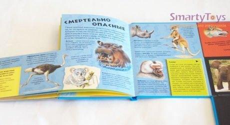 Детская книгаЗоология 3D. Смертельно опасные фотография 3
