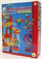 Конструктор-лабиринт с шариками Соединяющиеся дорожки (65 дет, 6131) фотография 2
