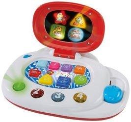 Фото Игровой портативный компьютер для малышей(4015730)