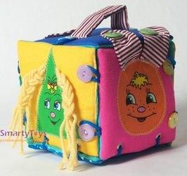 Куб-сумка (Дельфин) фотография 2