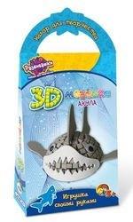 Развивашки 3D мозаика Акула фотография 1