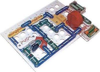 Электронный конструктор Знаток 180 схем фотография 2