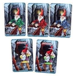 Настольная игра Гномы-вредители (с дополнениями) фотография 3