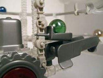 Конструктор-лабиринт с шариками Gear Master (MG) (173 дет, 6185) фотография 2
