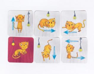 Настольная карточная игра Кошки-мышки фотография 2