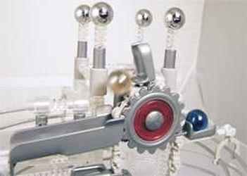 Конструктор-лабиринт с шариками Gear Master (SL) (269 дет,  6186) фотография 2