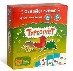 Фото Настольная игра Турбосчет