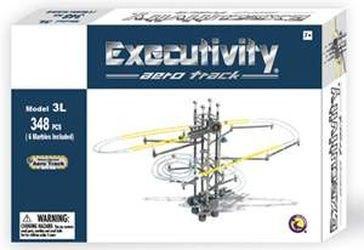 Конструктор-лабиринт с шариками Aero Track (3L) (348 дет, 6982) фотография 2